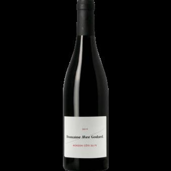 Bottle shot for 2019 Domaine Mee Godard Morgon Cote De Py