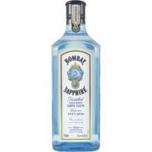 Product image for  Bombay Sapphire Gin 94