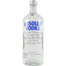 Absolut Vodka 80