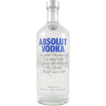 Product image for  Absolut Vodka 80