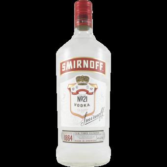 Bottle shot for  Smirnoff Vodka 80