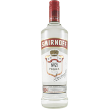 Product image for  Smirnoff Vodka 80