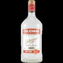 Stolichnaya Vodka 80