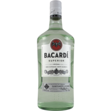 Bacardi Light (Silver)