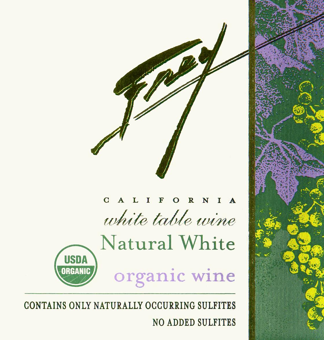 Frey Organic White