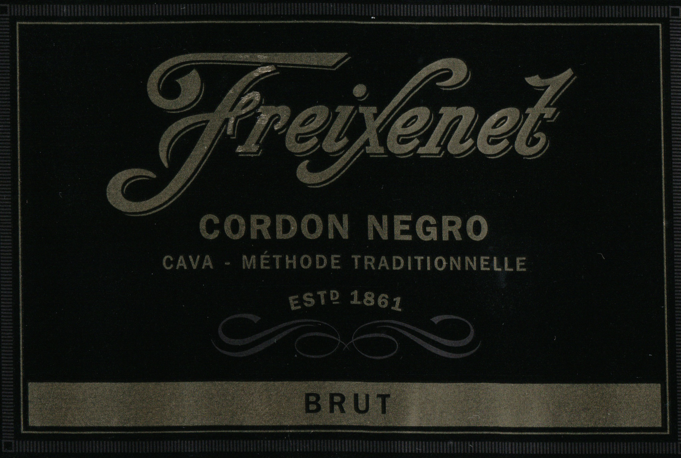 Freixenet Cordon Negro Brut
