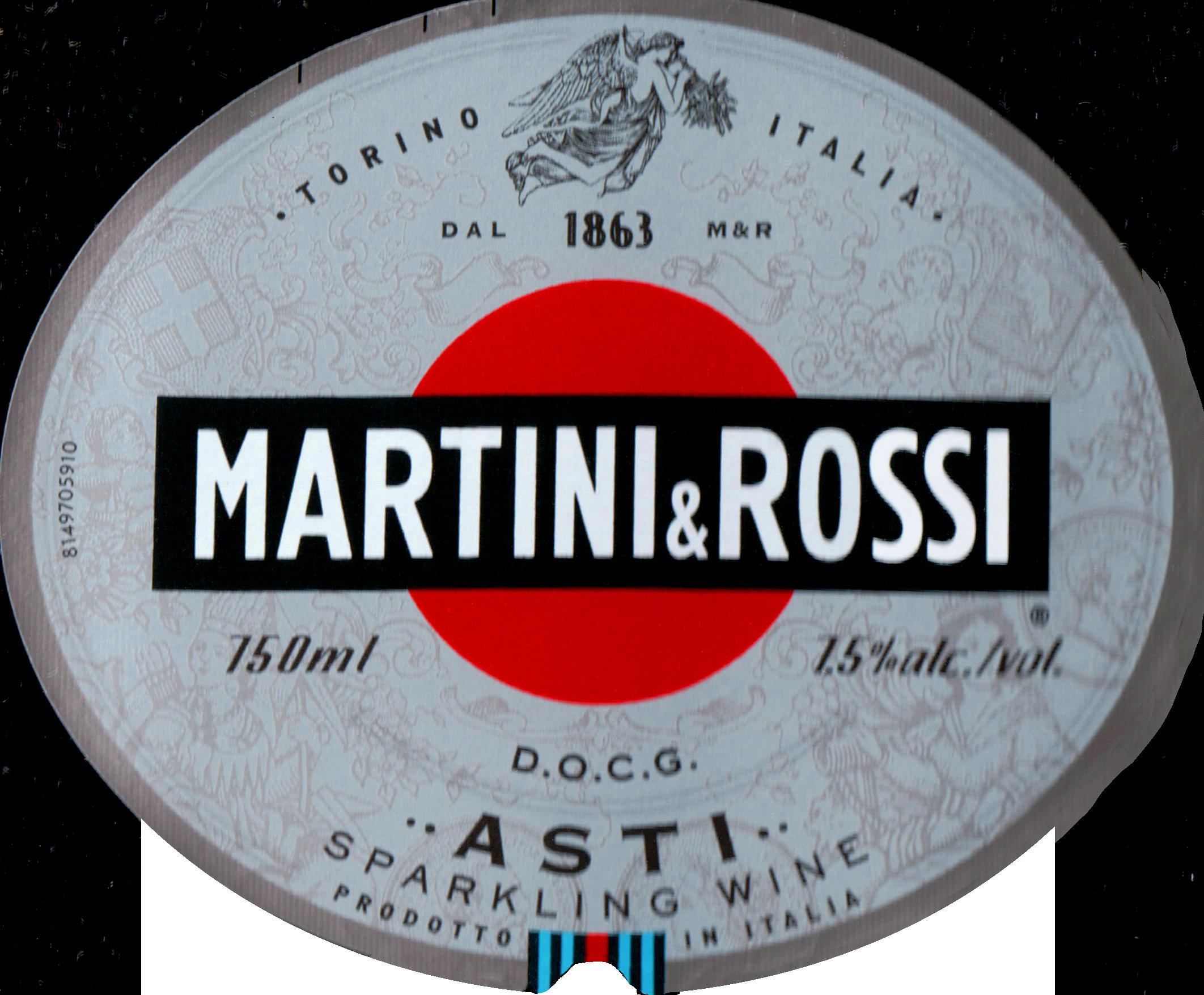 Martini & Rossi Asti Spumanti