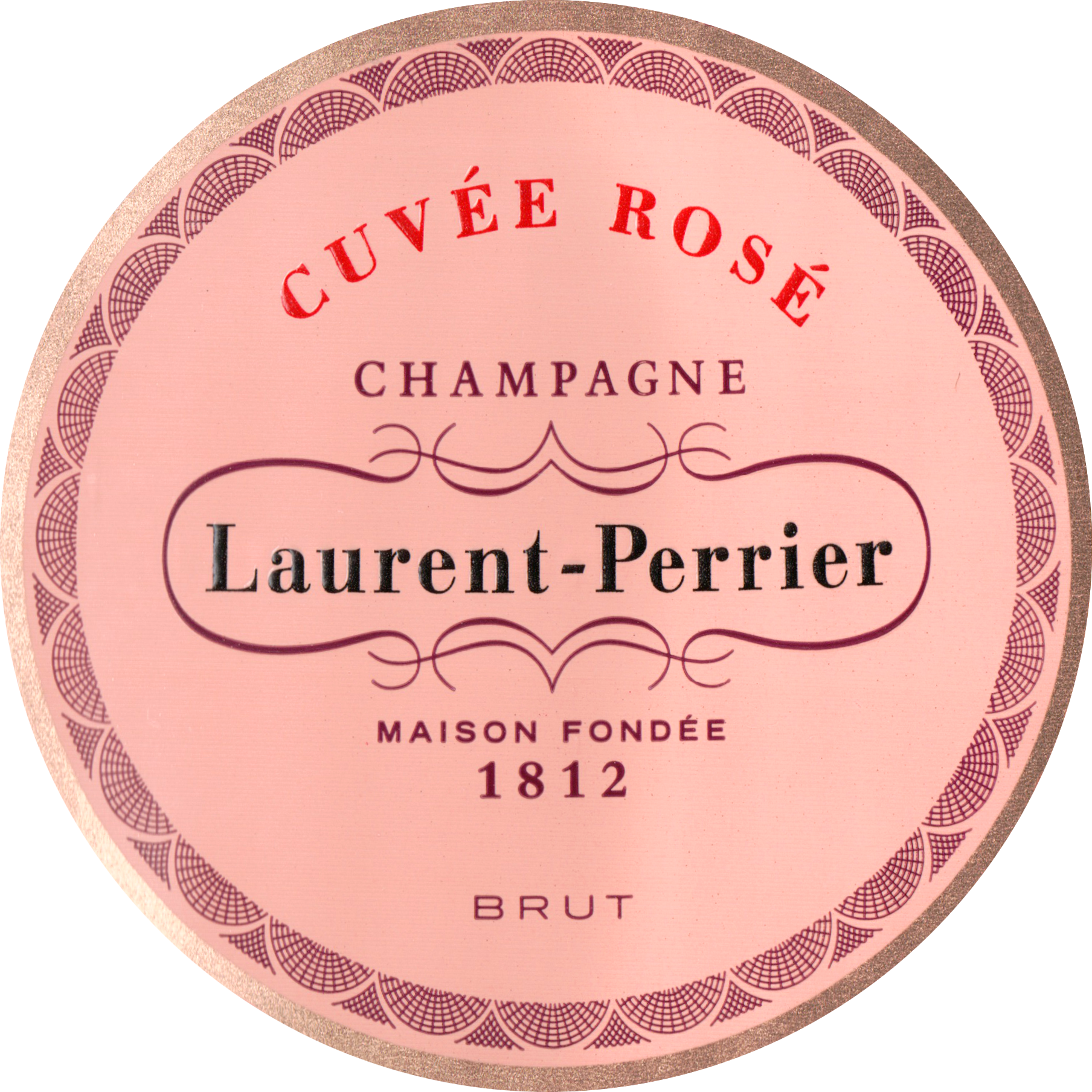 Laurent Perrier Brut Rose Nv