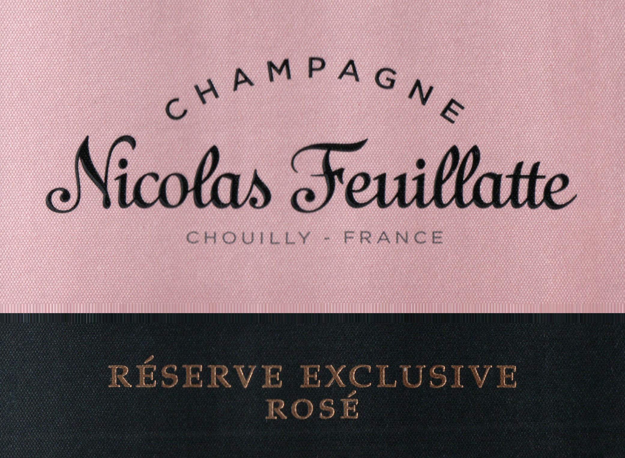 Nicolas Feuillatte Rose