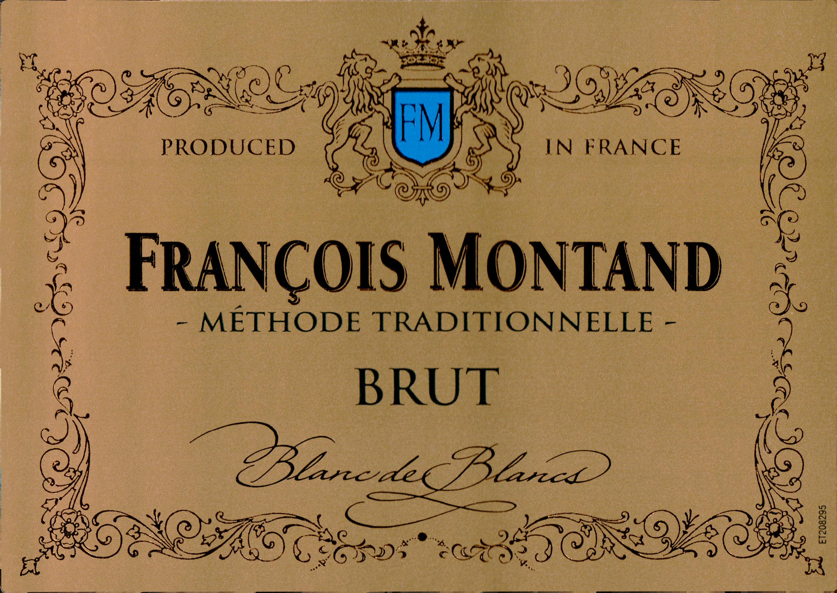 Francois Montand Blanc De Blancs Brut