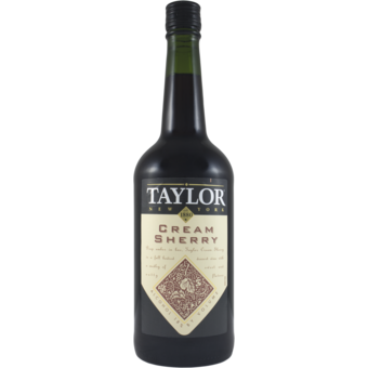 Bottle shot for  Taylor Cream Sherry
