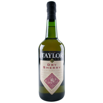 Bottle shot for  Taylor Dry Sherry