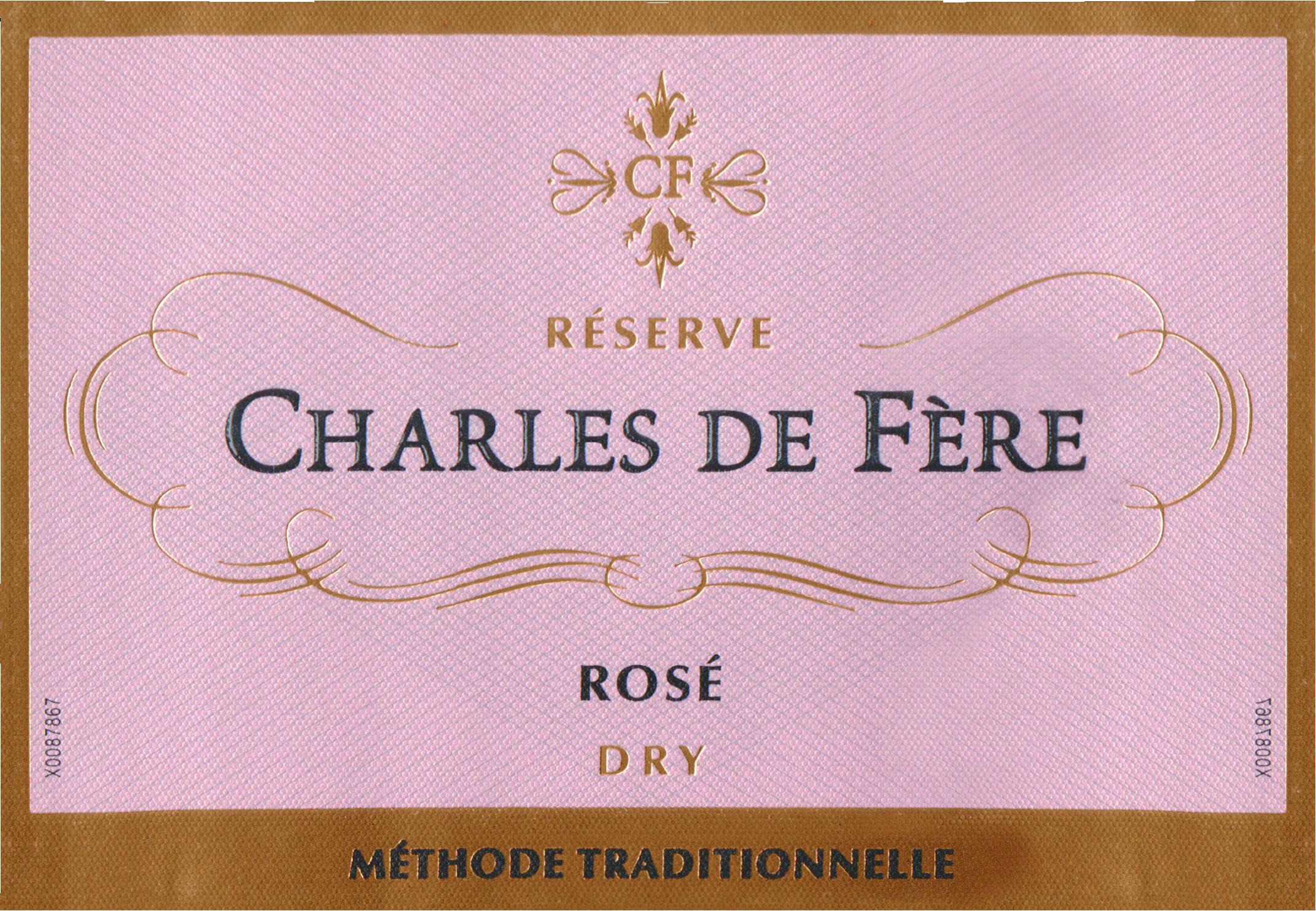 Charles De Fere Rose