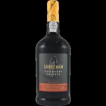 Bottle shot for  Sandeman Founders Reserve Port