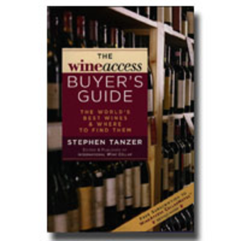 Label shot for  The Wine Access Buyer's Guide