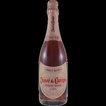 Bottle shot for  Juve Y Camps Brut Rose