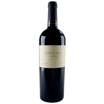 Bottle shot for 2004 Ladera Howell Mountain Cabernet Sauvignon