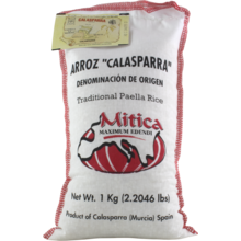 Calasparra White Rice Dop