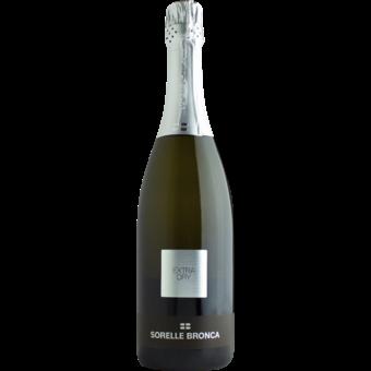 Bottle shot for  Sorelle Bronca Prosecco Di Valdobiaddene Extra Dry