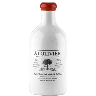 Bottle shot for  A L'olivier Extra Virgin Olive Oil White Crock