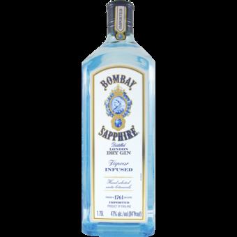 Bottle shot for  Bombay Sapphire Gin