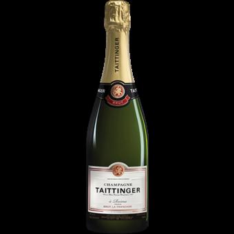 Bottle shot for  Taittinger Lafrancaise Brut