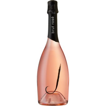 Bottle shot for  J Vineyards Sparkling Brut Rose