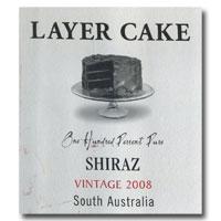 Is Layer Cake Shiraz Sweet