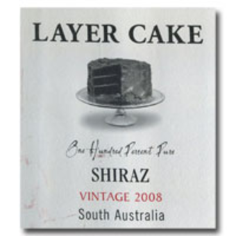 Layer Cake Wines Shiraz