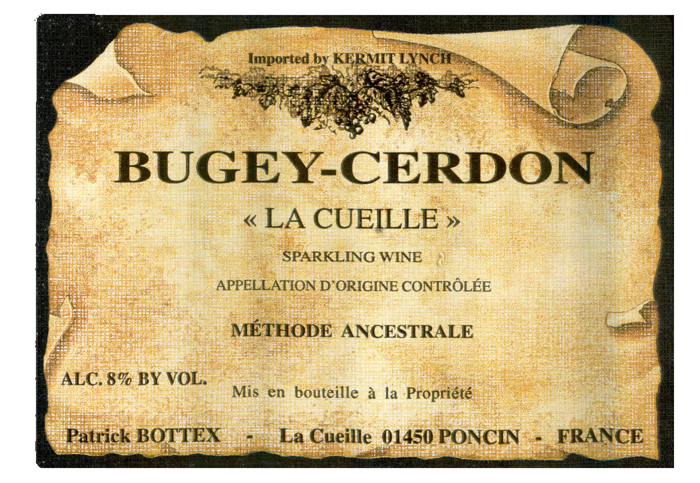 Patrick Bottex Bugey Cerdon La Cueille