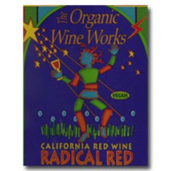 Organic Wine Works Radical Red Wine Library