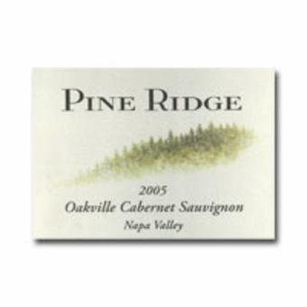 2005 Pine Ridge Oakville Cabernet Sauvignon | Wine Library