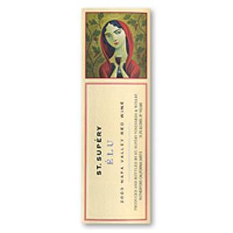 Label shot for 2003 St Supery Elu Red Meritage