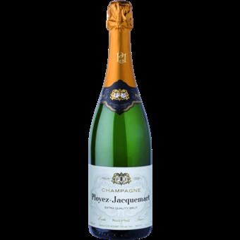 Bottle shot for  Ployez Jacquemart Extra Quality Brut