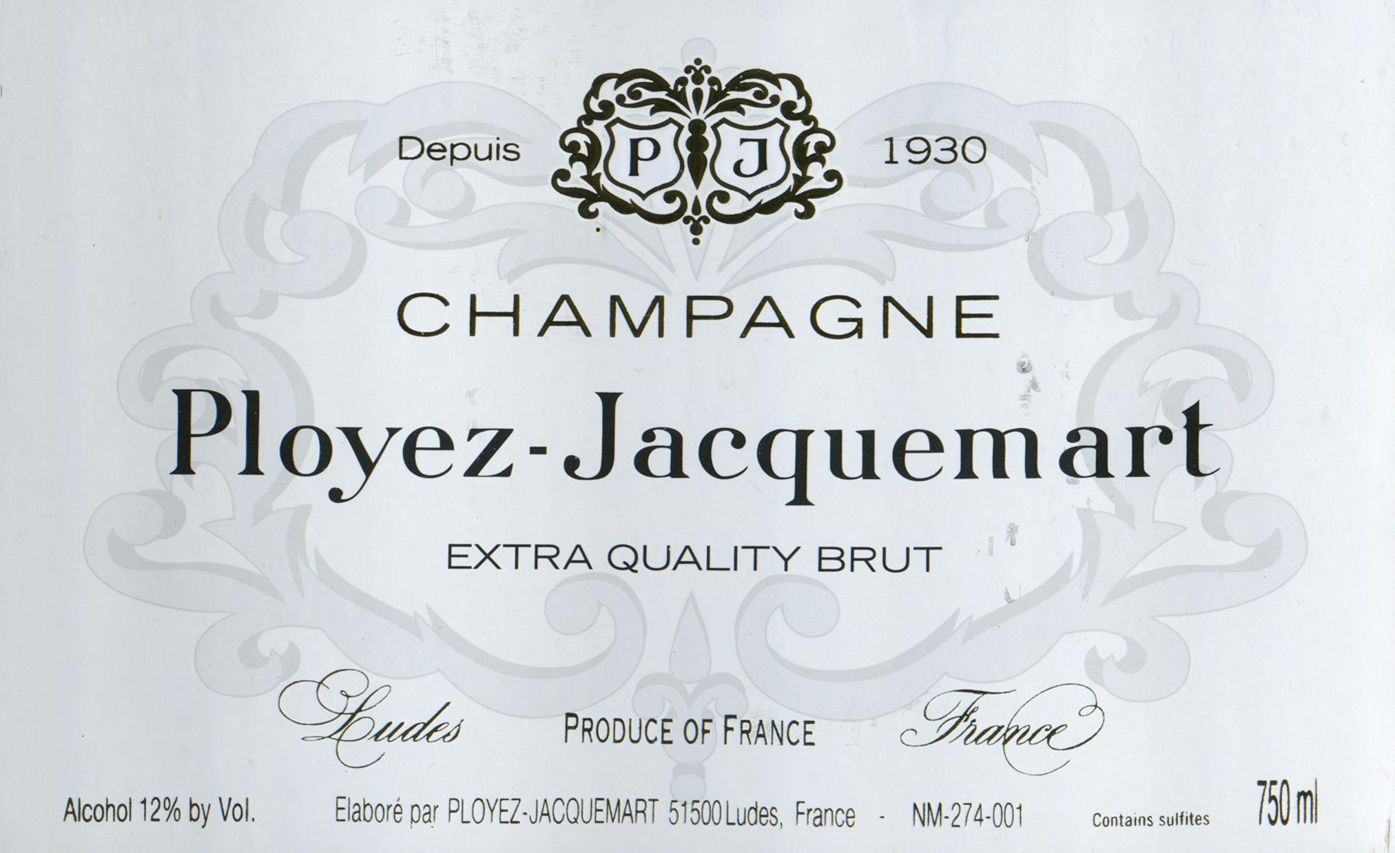 Ployez Jacquemart Extra Quality Brut
