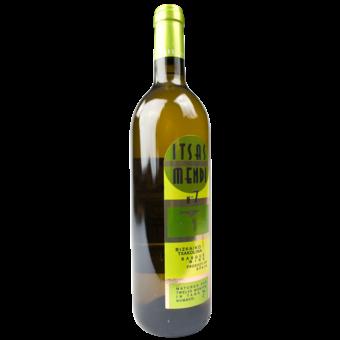 Bottle shot for 2006 Itsas Mendi Txakoli No. 7