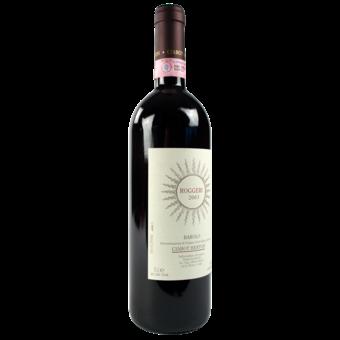 Bottle shot for 2003 Ciabot Berton Barolo Roggeri