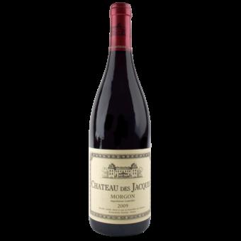 Bottle shot for 2009 Jadot Morgon Chateau St. Jacques