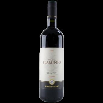 Bottle shot for 2006 Vallone Flaminio Brindisi Riserva