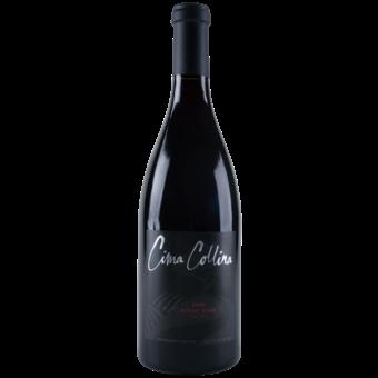 Bottle shot for 2006 Cima Collina Chula Vina Pinot Noir