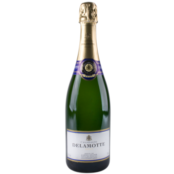 Bottle shot for  Delamotte Brut