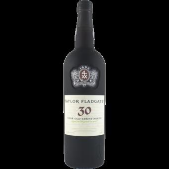 Bottle shot for  Taylor Fladgate 30 Year Tawny Port
