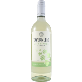 Bottle shot for  Tavernello Vino Bianco