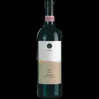 Bottle shot for 2008 Abrigo Barbaresco Rocche Meruzzano