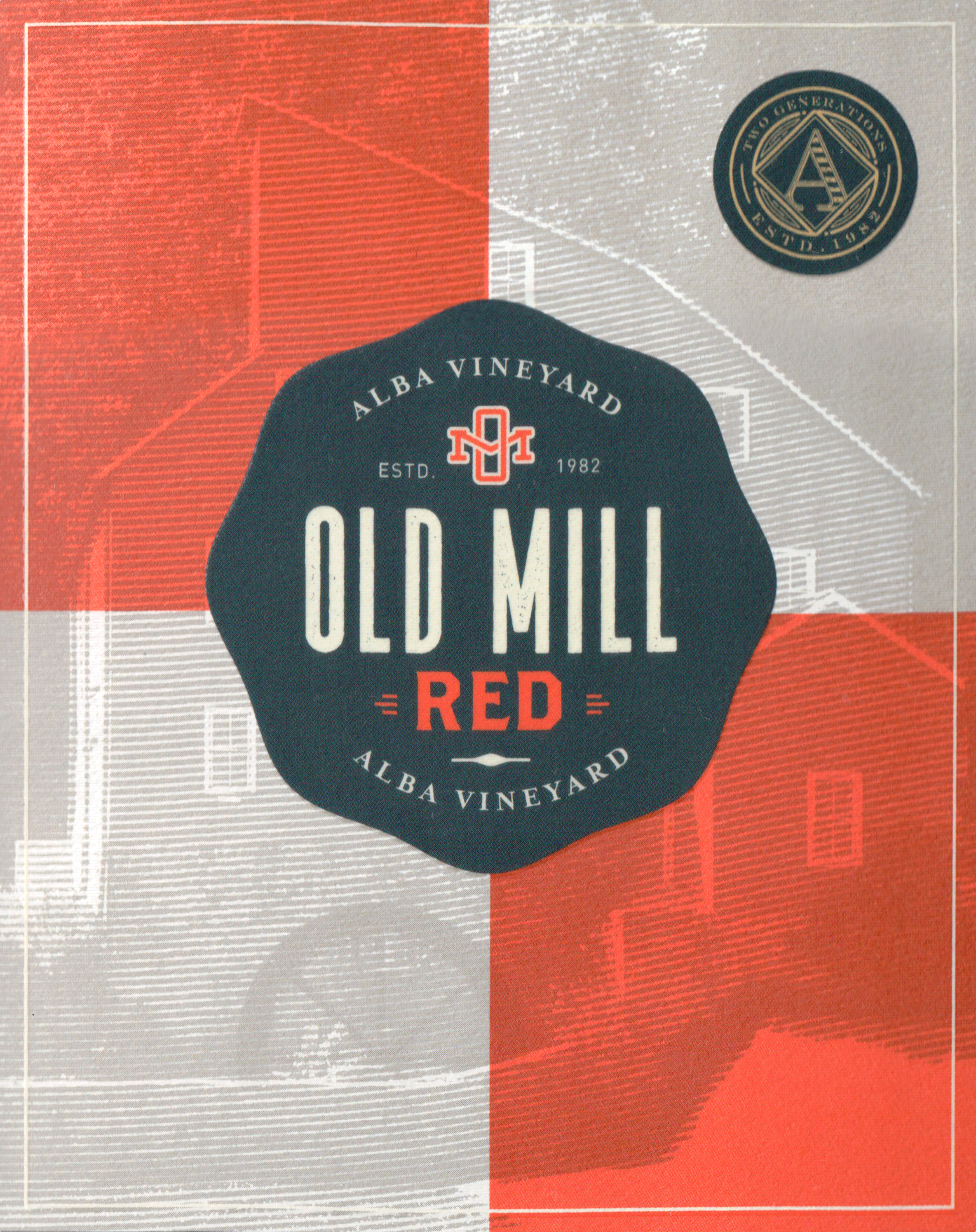 Alba Old Mill Red