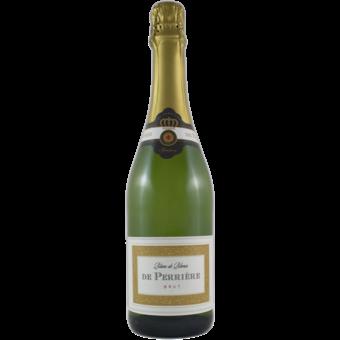 Bottle shot for  De Perriere Brut