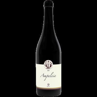 Bottle shot for 2009 Ampeleia Ampeleia Toscana