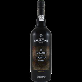 Bottle shot for  Esporao Quinta Dos Murcas 10 Year Tawny