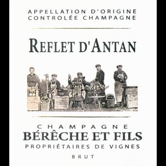 Label shot for  Bereche Reflet D'antan Brut