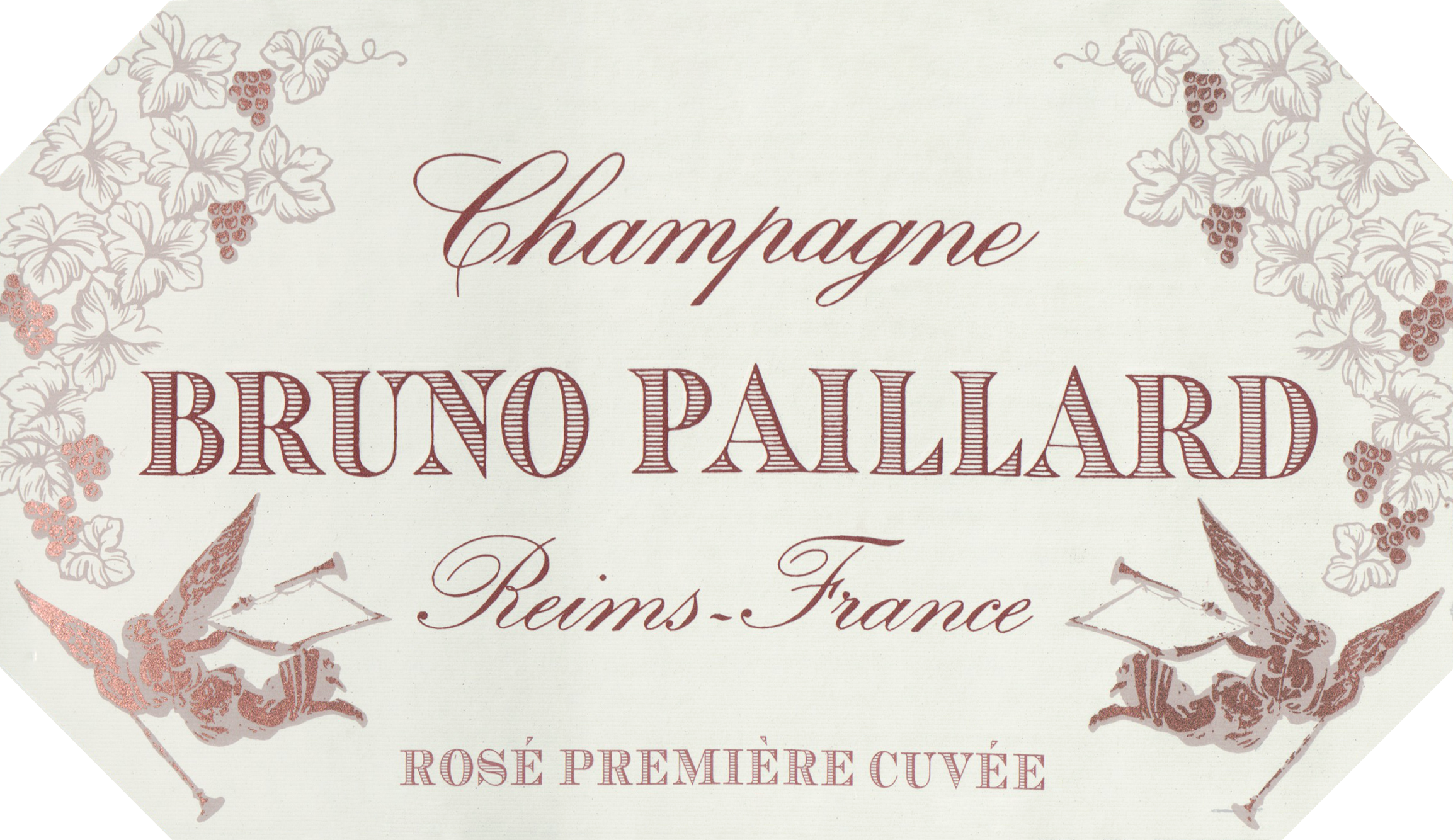 Bruno Paillard Brut Rose Premiere Cuvee